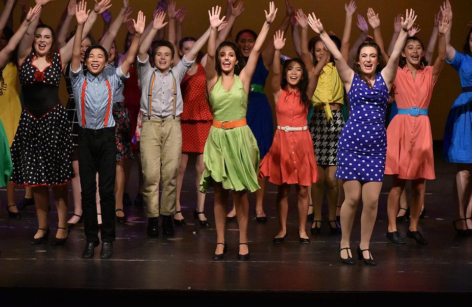 Dancing Queen, Broadway Showcase 2018