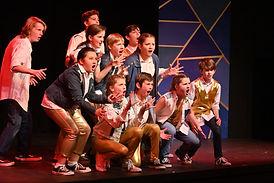 Joseph and the Amazing Technicolor Dreamcoat, 2020 Village Theatre, Danville