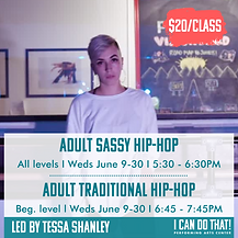 ICDT! Classes (Current Offerings) (1) co
