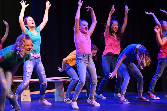 Sit Down You're Rockin the Boat, from Guys & Dolls in our Summer Showcase