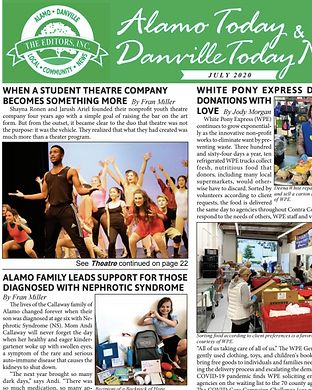 Alamo Today & Danville Today News