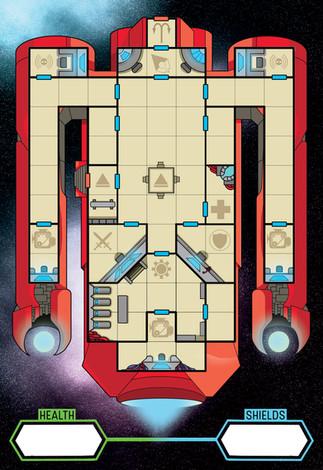 Ship Interior II