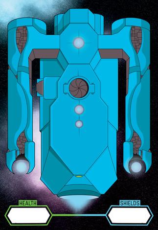 Ship Exterior II