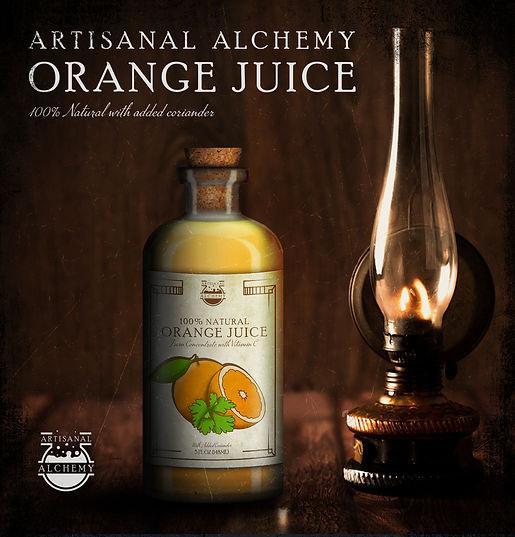 Artisinal Alchemy Render