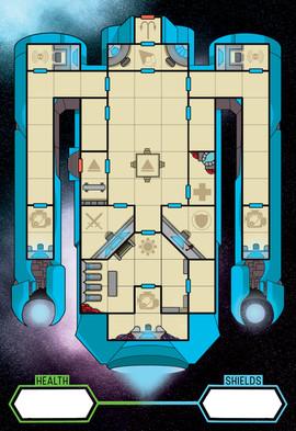 Ship Interior I