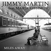 Jimmy Martin - Miles Away Cover.jpg