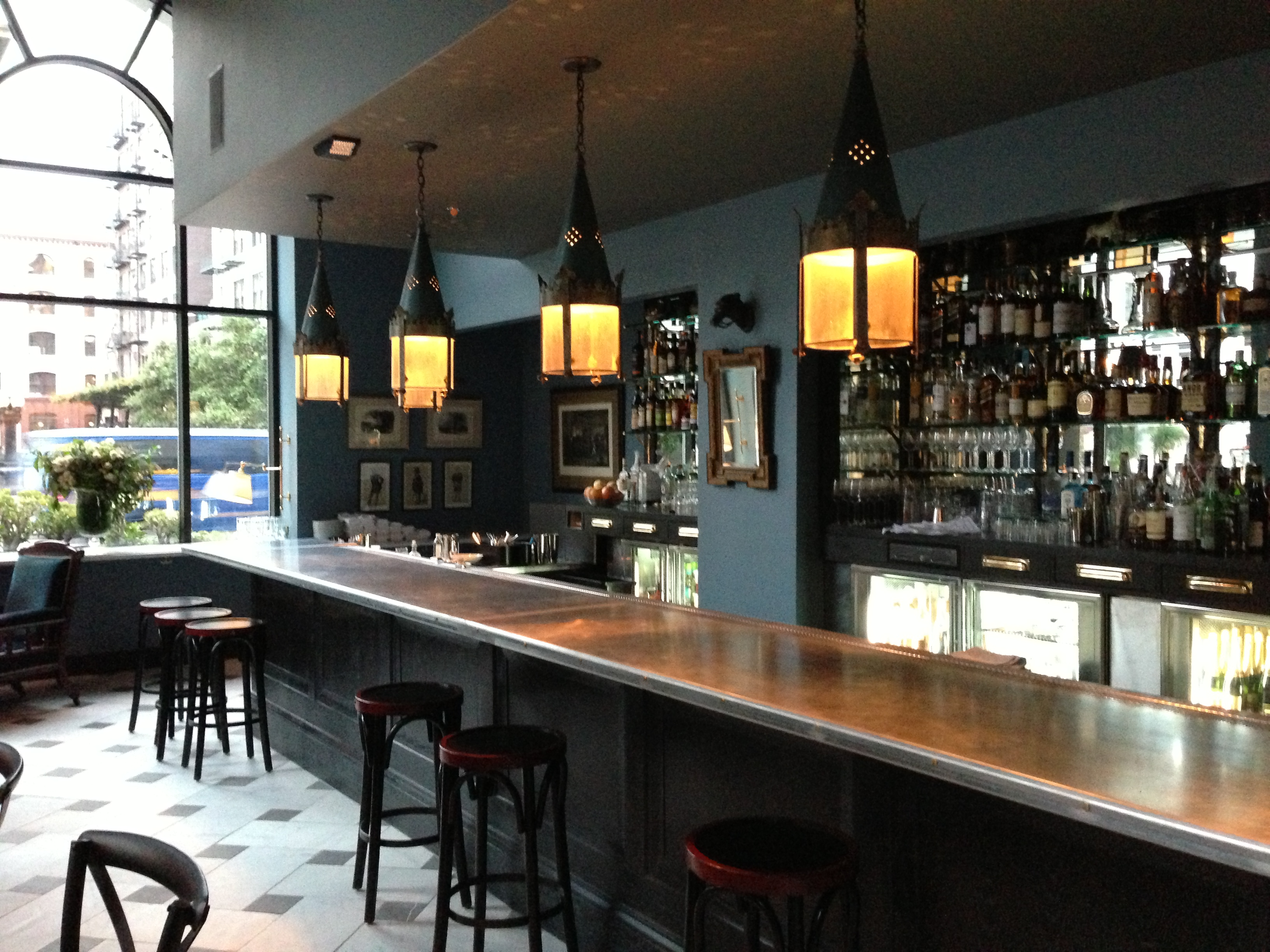 The Cavalier Restaurant