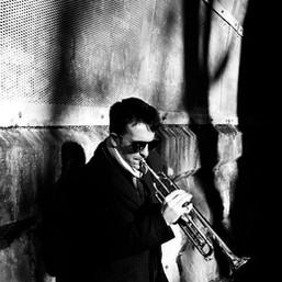 Benny Benack III on Trumpet