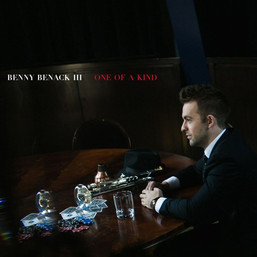 Benny-Benack-III-One-of-a-Kind-CD-COver