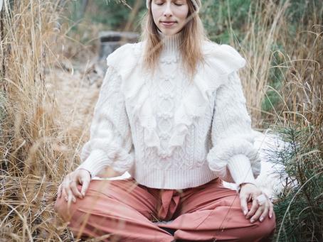 Co je to meditace a proč meditovat?