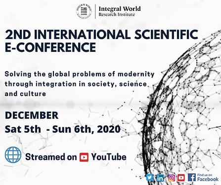 2nd International Scientific E-conferenc