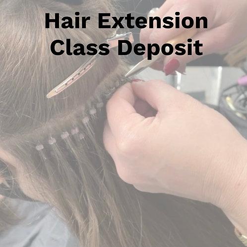 Hair Extension Master Class