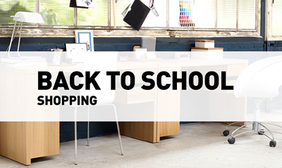 Back to school // Shopping