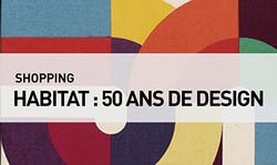Shopping // Habitat a 50 ans