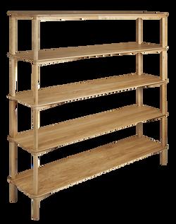 Oak shelf base Oak shelf base