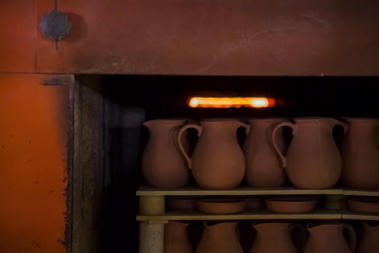 La céramique peut enfin cuire