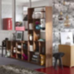 Bibliothèque Genna et son extension en chêne