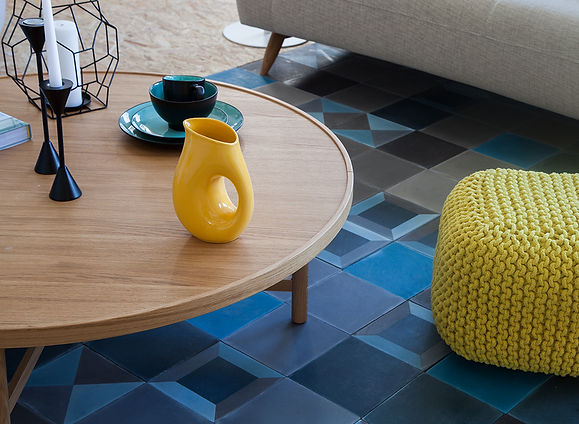 Tiles and parquet flooring: the perfect match