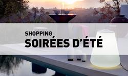 Shopping // Soirées d'été