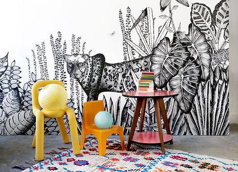 Wallpaper The wild, Bien fait, Paris