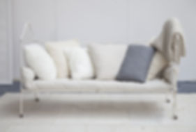 Selection of white andnaturalcushions
