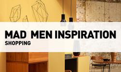 Mad men inspiriation // Shopping