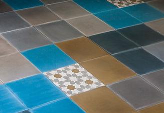 Tiles Couleurs & Matières