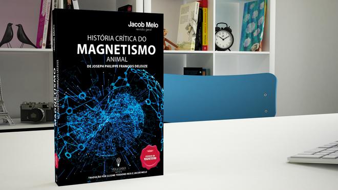 Livro: História Crítica do Magnetismo Animal