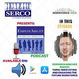 EmployAbility Podcast Veronica Sanchez P