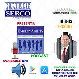 EmployAbility Podcast Vincent R Solis (1