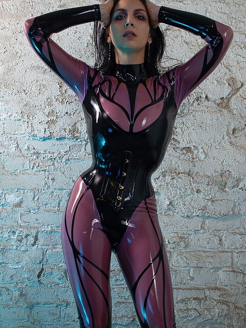 'Ossessione' Catsuit