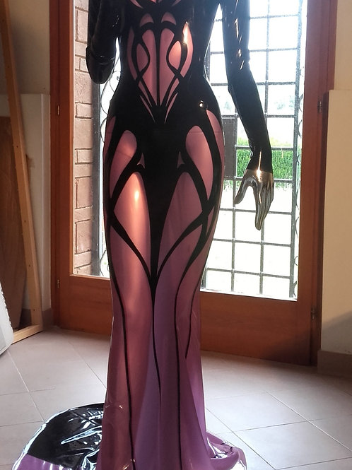 'Imperatrice' Evening Gown