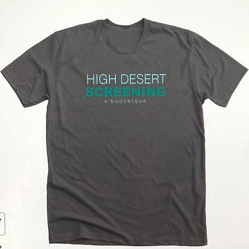 High Desert Screening abq T-Shirt
