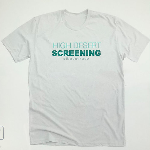 High Desert Screening abq T-Shirt
