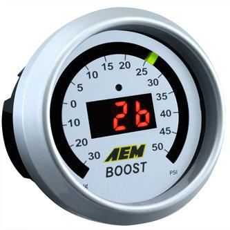 AEM Digital Boost Guage 50psi