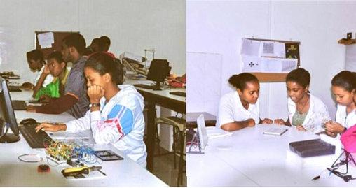Unlocking African Women's Potential in STEM