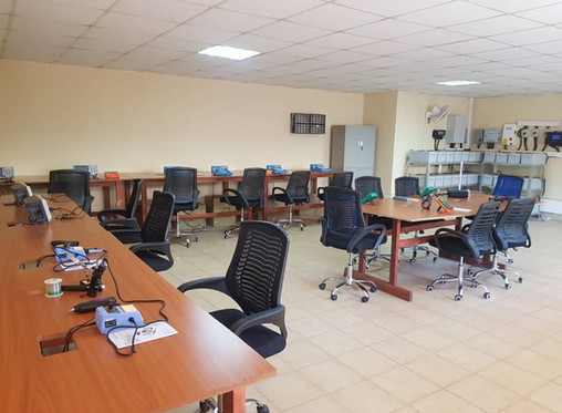 STEMpower's 2nd STEM Center in South Sudan now Operational (Rumbek)