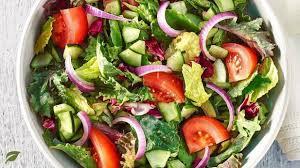Salad dressing consumption