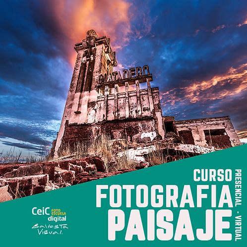Curso Fotografia de Paisaje