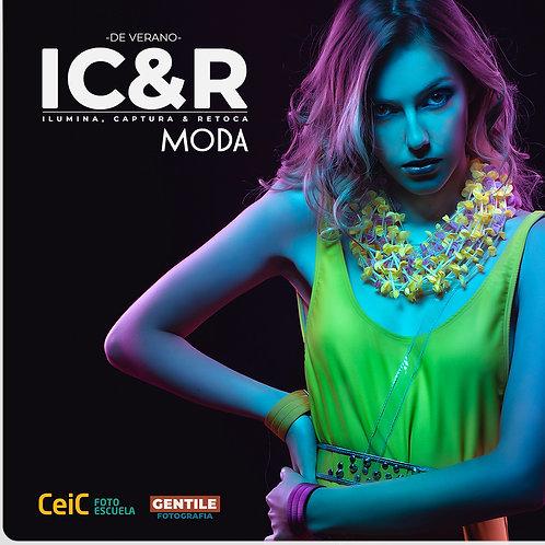 IC&R - MODA: INSCRIPCIÓN