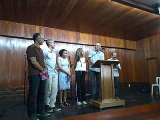 27 anos da Igreja do Rio com Homenagem