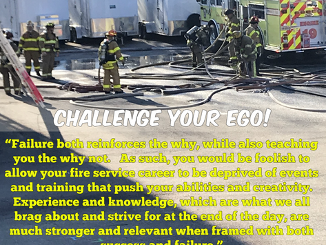Letting Go of Ego and Learning From Failure