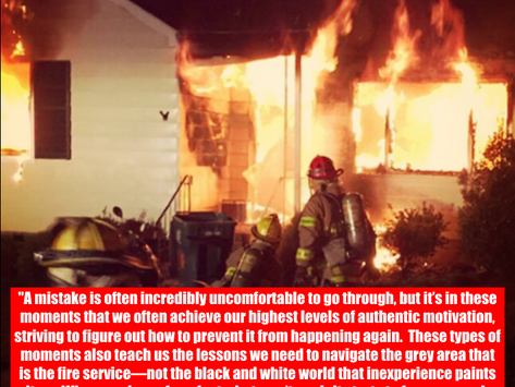 Artificial Experience: Shortcutting Today's Fire Service