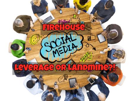 Social Media Landmines