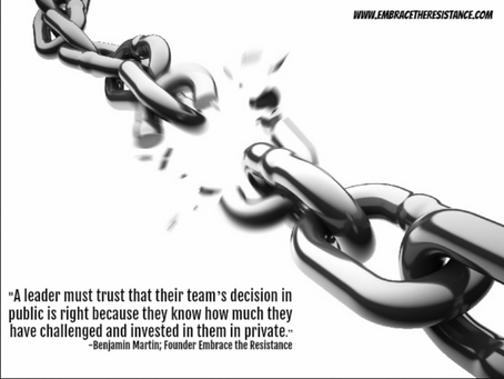 Micromanaging Isn't Leading