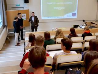 Fyysikon elämää -Studia Ressun alumni-iltapäivä