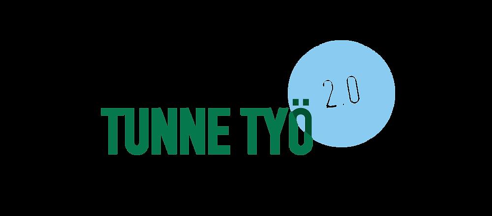 Tunne Työ 2.0 -hankkeen logo