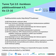 OHJELMA ja WEBINAARIN LINKKI_Tunne Työ 2