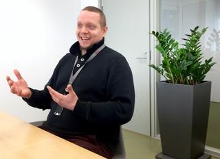 """Securitas oppilaitosyhteistyössä - Teemu Leppäsalko kannustaa yrityksiä ottamaan käyttöön """"kisä"""
