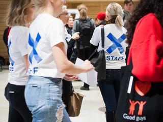 KesätyöX-messut järjestettiin onnistuneesti Espoossa